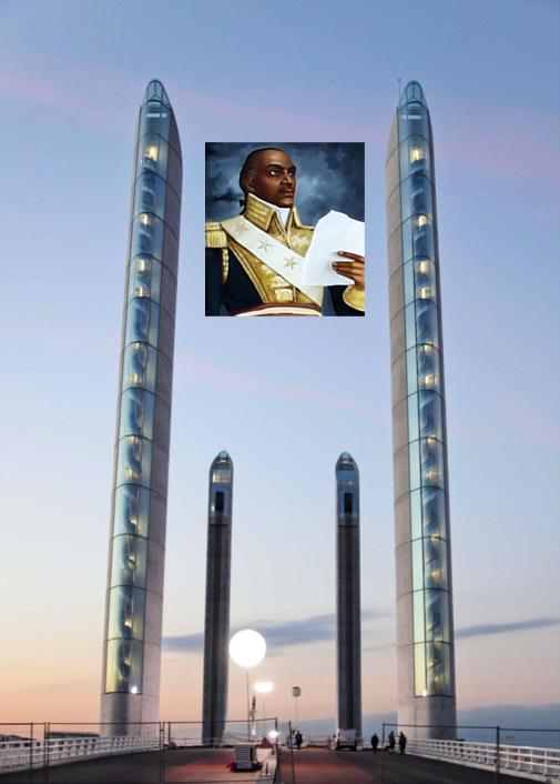 Inauguration Pont Toussaint Louverture 16 mars 2013