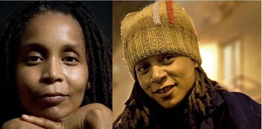 Véronique et Fabienne Kanor, invitées de la 16ème Edition du mémorial de la traite des noirs- Bordeaux 7, 8, 9 et 10 mai 2014