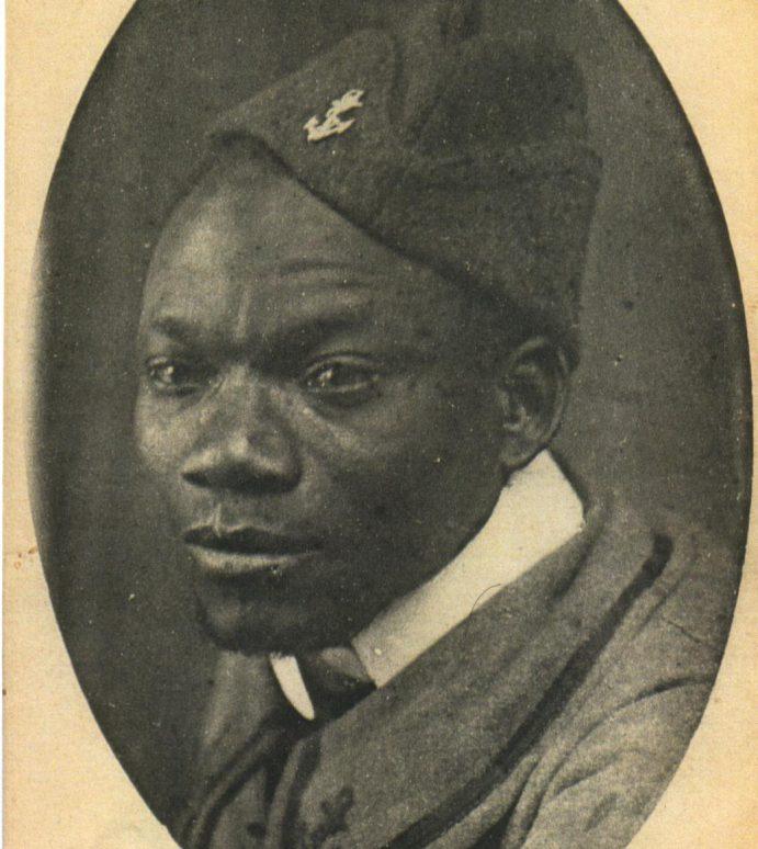 GORAN KODIO, Tirailleur rescapé du naufrage de l'Afrique