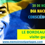 BORDEAUX NEGRE- spéciale Conférence guidée»Le Brésil et l'esclavage»