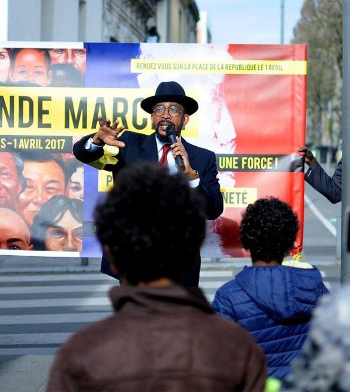 «Emmanuel Macron est devenu le garant de la pleine citoyenneté» Karfa Sira Diallo