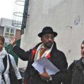 LOBBYING – pour un panneau explicatif de l'enseigne «Nègre joyeux» du PARIS 5e