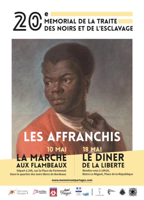 LA MARCHE AUX FLAMBEAUX- Sur les pas des «noirs affranchis» de Bordeaux
